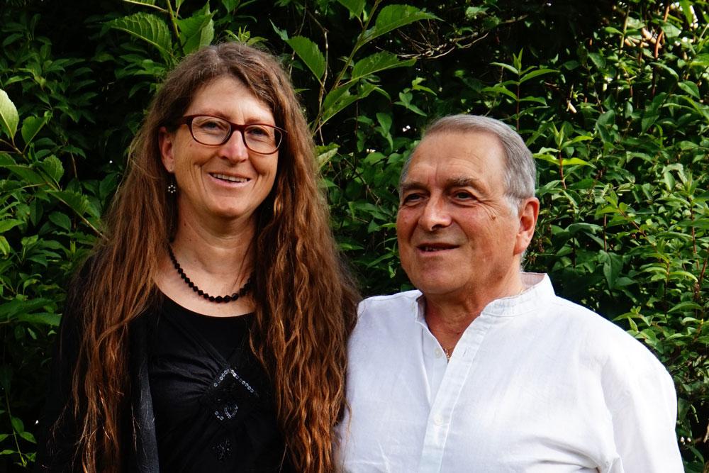Sylvia Schneider-Müller und Paul Müller